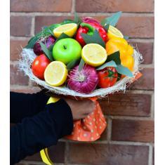 """Букет из овощей """"Витаминный заряд"""""""