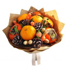 "Bouquet of fruits ""Flavor of the holiday"""