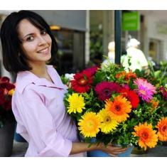 "Bouquet ""From the florist"""
