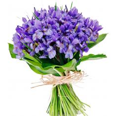 "Bouquet ""Blue"""