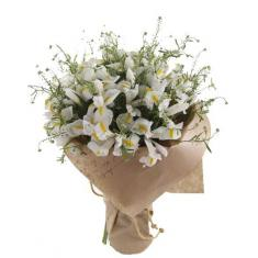 "Bouquet ""White Taffy"""
