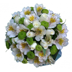 "Wedding Bouquet ""Cameo"""