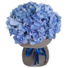 "Bouquet ""Blue cloud"""