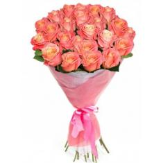 "Bouquet ""25 roses Miss piggy"""