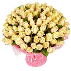 "Bouquet ""101 rose Talea"""