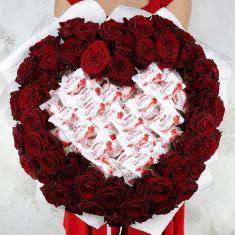 """Bouquet """"Sweet heart"""""""