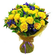 "Bouquet ""Golden Bay"""