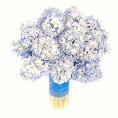 "Bouquet ""Soft Hyacinths"""