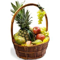 "Fruit basket ""Exotic pleasure"""