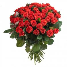 "Bouquet ""51 rose El Toro"""