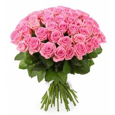 "Bouquet ""51 Pink rose"""