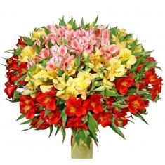 "Bouquet ""Spring carnival"""