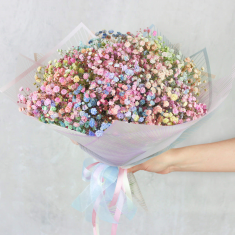 "Bouquet ""Rainbow mood"""