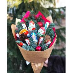 "Bouquet ""New year surprise"""