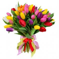"Bouquet ""31 color Tulip"""