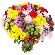 "Bouquet ""Colorful mood"""