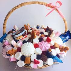 "Basket ""Sweet Tooth"""
