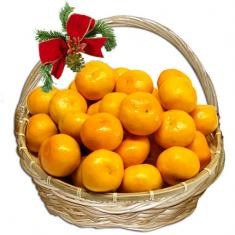 "Fruit basket ""Mandarin Paradise"""