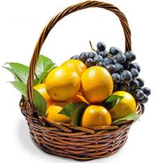 "Fruit basket ""Orange"""