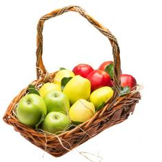 "Basket of fruit ""Apple Paradise"""
