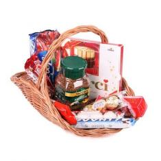 "Gift basket ""For a Cup of coffee"""