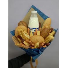"Edible bouquet ""Milk"""