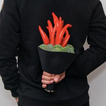 """Букет из овощей """"Чили""""Букет из овощей """"Чили"""""""