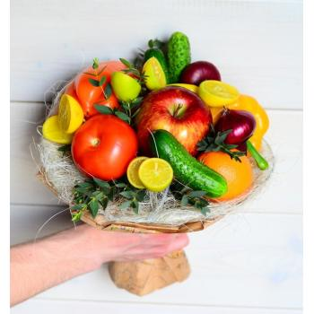 "Bouquet of vegetables ""Assorti"""