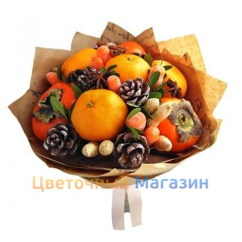 "Bouquet of fruits ""Flavor of the holiday""Bouquet of fruits ""Flavor of the holiday"""
