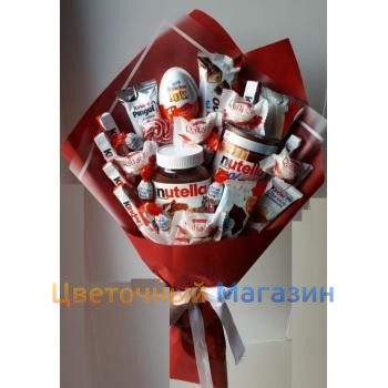 "Bouquet of sweets ""Nutella""Bouquet of sweets ""Nutella"""