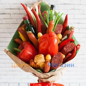 "Edible bouquet ""Assorted"""
