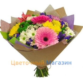 "Bouquet ""Summer positive"""