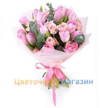"Bouquet ""Pink Impulse"""