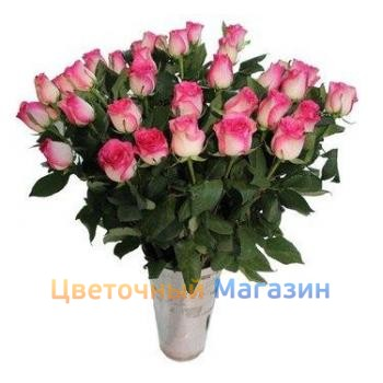 "Bouquet ""31 rose Malibu"""
