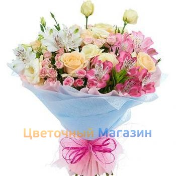 "Bouquet ""Romantic evening"""