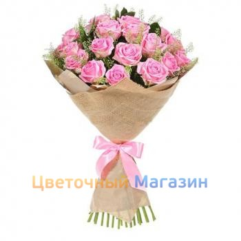 "Bouquet ""Pink Tenderness"""