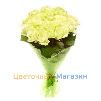 "Bouquet ""21 White Rose"""