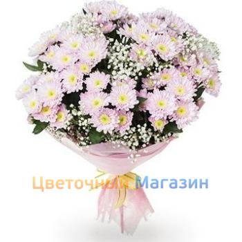 "Bouquet ""11 chrysanthemums"""