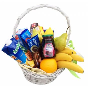 "Gift basket ""Delicious moment"""