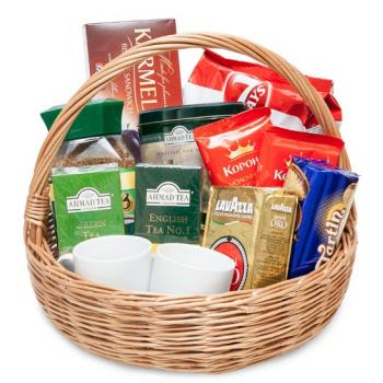 "Gift basket ""Tea"""