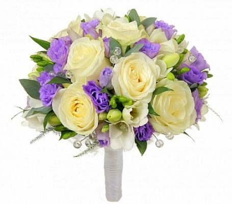 "Wedding Bouquet ""Pearl"""